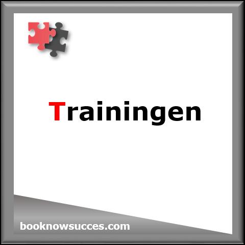 overzicht trainingen