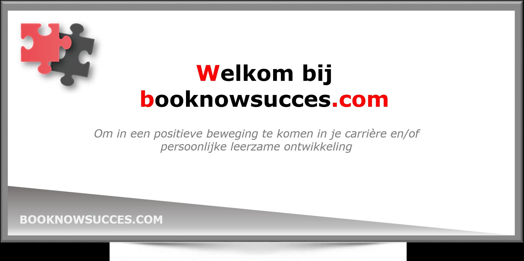 welkombericht booknow